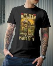 Vietnam Vet Proud Of It Classic T-Shirt lifestyle-mens-crewneck-front-6
