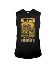 Vietnam Vet Proud Of It Sleeveless Tee thumbnail