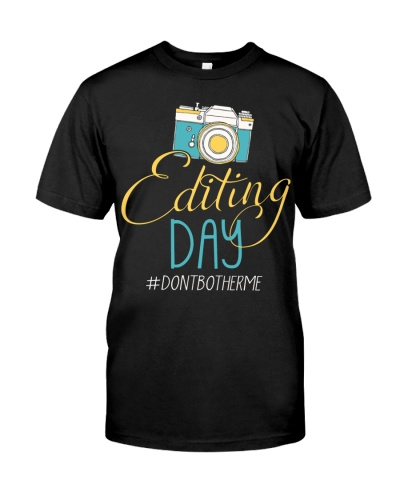 Editing Day
