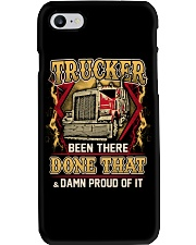 Proud Trucker Phone Case thumbnail