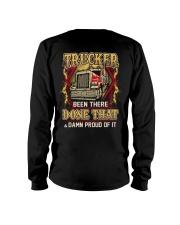 Proud Trucker Long Sleeve Tee thumbnail