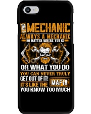 Mafia Mechanic Phone Case thumbnail