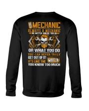 Mafia Mechanic Crewneck Sweatshirt thumbnail