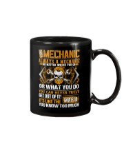 Mafia Mechanic Mug thumbnail
