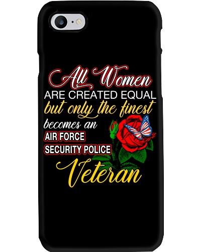 Finest Wife Security Police Veteran