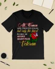 Finest Wife Security Police Veteran Classic T-Shirt lifestyle-mens-crewneck-front-19