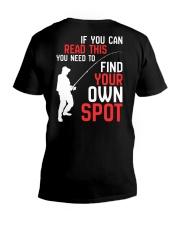 Your Own Spot V-Neck T-Shirt thumbnail