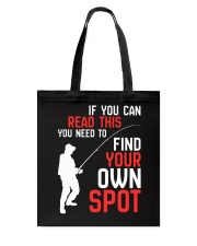Your Own Spot Tote Bag thumbnail