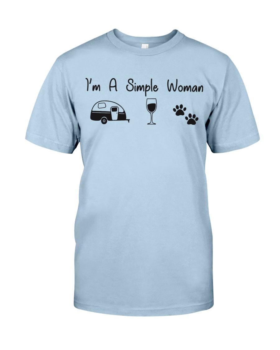 Simple Woman Classic T-Shirt