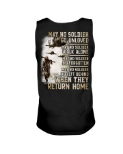 May They Return Home Unisex Tank thumbnail