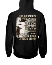 May They Return Home Hooded Sweatshirt thumbnail