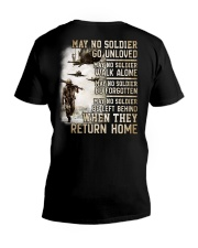 May They Return Home V-Neck T-Shirt thumbnail