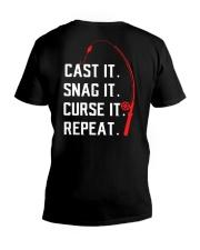 Repeat V-Neck T-Shirt thumbnail