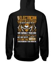 Mafia Electrician Hooded Sweatshirt thumbnail