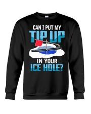 My Tip Up Crewneck Sweatshirt thumbnail