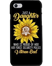 Just Security Police Vet Daughter Phone Case thumbnail