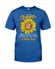 Just Security Police Vet Daughter Classic T-Shirt front