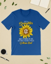 Just Security Police Vet Daughter Classic T-Shirt lifestyle-mens-crewneck-front-19