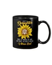 Just Security Police Vet Daughter Mug thumbnail
