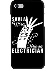 Save A Wire Phone Case thumbnail
