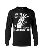 Save A Wire Long Sleeve Tee thumbnail