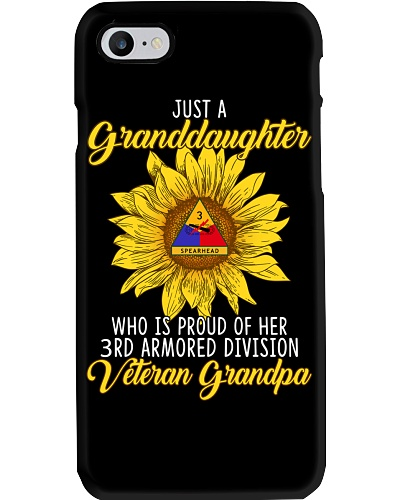 3rd Armored Proud Granddaughter