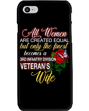 Finest Wife 3rd Infantry Phone Case thumbnail