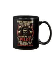 Grumpy Old Pilot Mug thumbnail