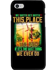 Get Outta Phone Case thumbnail