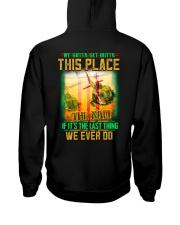 Get Outta Hooded Sweatshirt thumbnail