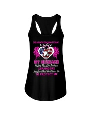 Protect Wife 2nd Infantry Ladies Flowy Tank thumbnail