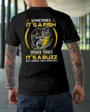 Catch Back Classic T-Shirt lifestyle-mens-crewneck-back-3