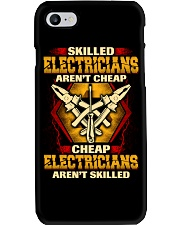 Skilled Electrician Phone Case thumbnail