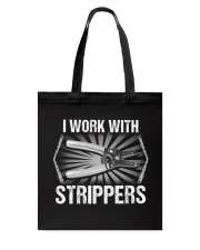 Strippers Tote Bag thumbnail
