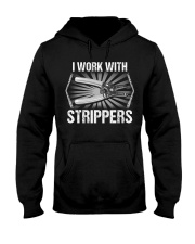 Strippers Hooded Sweatshirt thumbnail