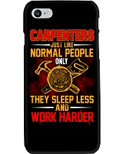 Carpenters Work Harder Phone Case thumbnail