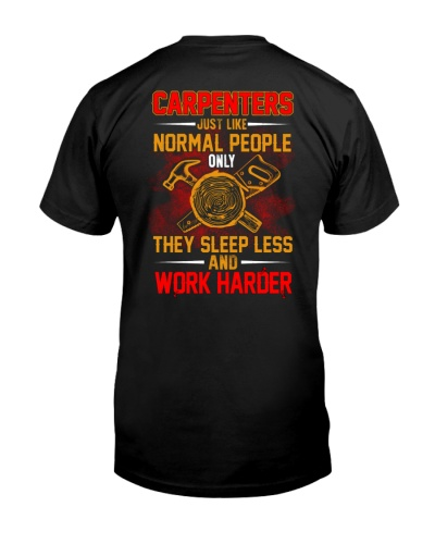 Carpenters Work Harder