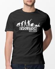 Welder Evolution Classic T-Shirt lifestyle-mens-crewneck-front-13