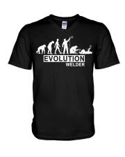 Welder Evolution V-Neck T-Shirt thumbnail