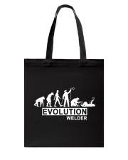 Welder Evolution Tote Bag thumbnail