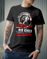 Big Girls Classic T-Shirt lifestyle-mens-crewneck-front-6