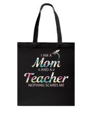 Mom Teacher Tote Bag thumbnail