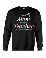 Mom Teacher Crewneck Sweatshirt thumbnail