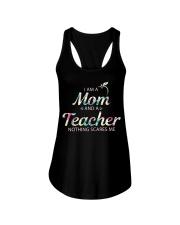 Mom Teacher Ladies Flowy Tank thumbnail