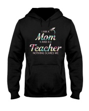 Mom Teacher Hooded Sweatshirt thumbnail