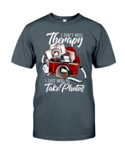 Photo Therapy Classic T-Shirt front