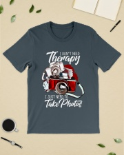 Photo Therapy Classic T-Shirt lifestyle-mens-crewneck-front-19