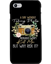 Why Risk It Phone Case thumbnail