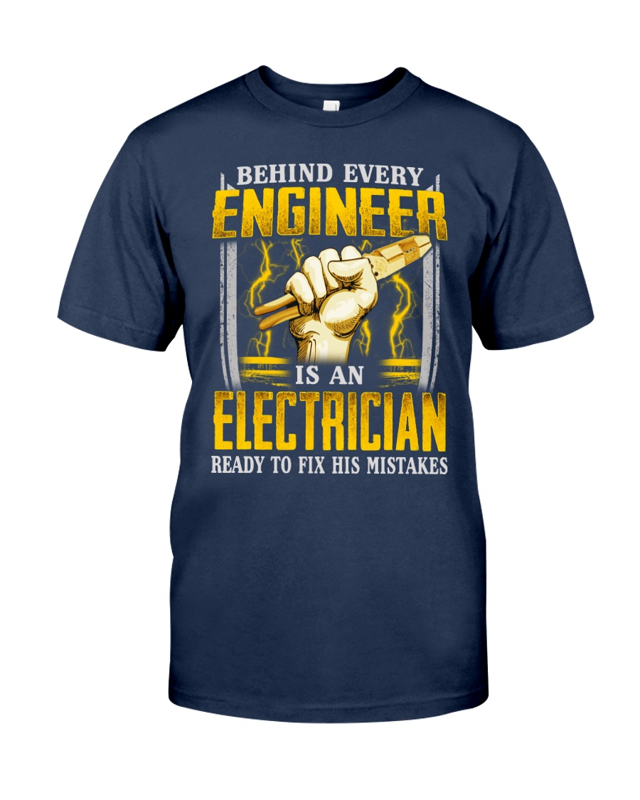 Electrician Ready Classic T-Shirt