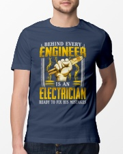 Electrician Ready Classic T-Shirt lifestyle-mens-crewneck-front-13